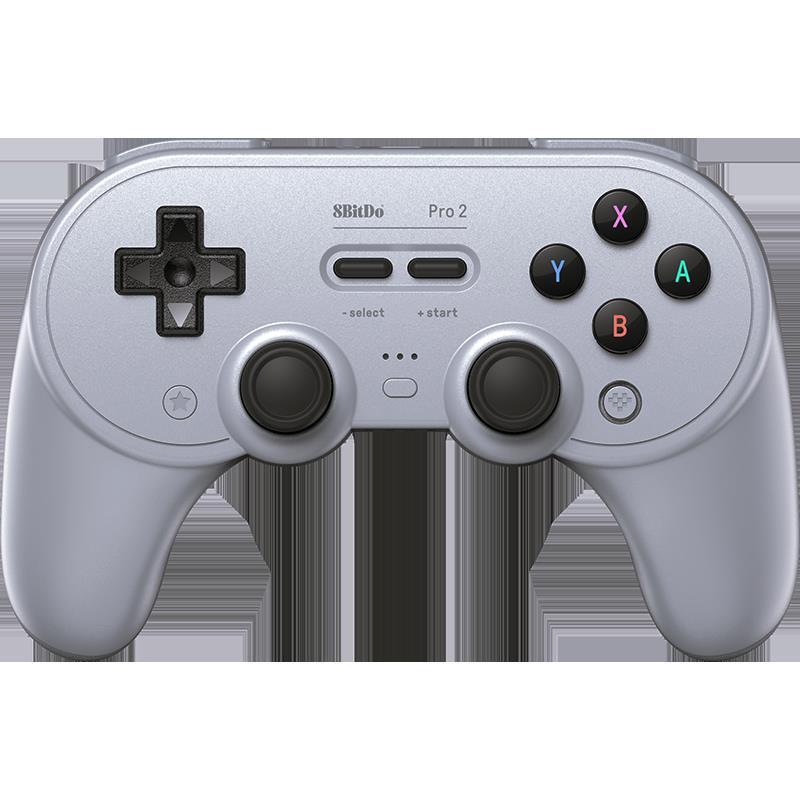 正品 代購 現貨八位堂Pro 2藍牙遊戲手柄8BitDo精英無線手機PC電腦任天堂NS Switch/Lite遊戲機體感