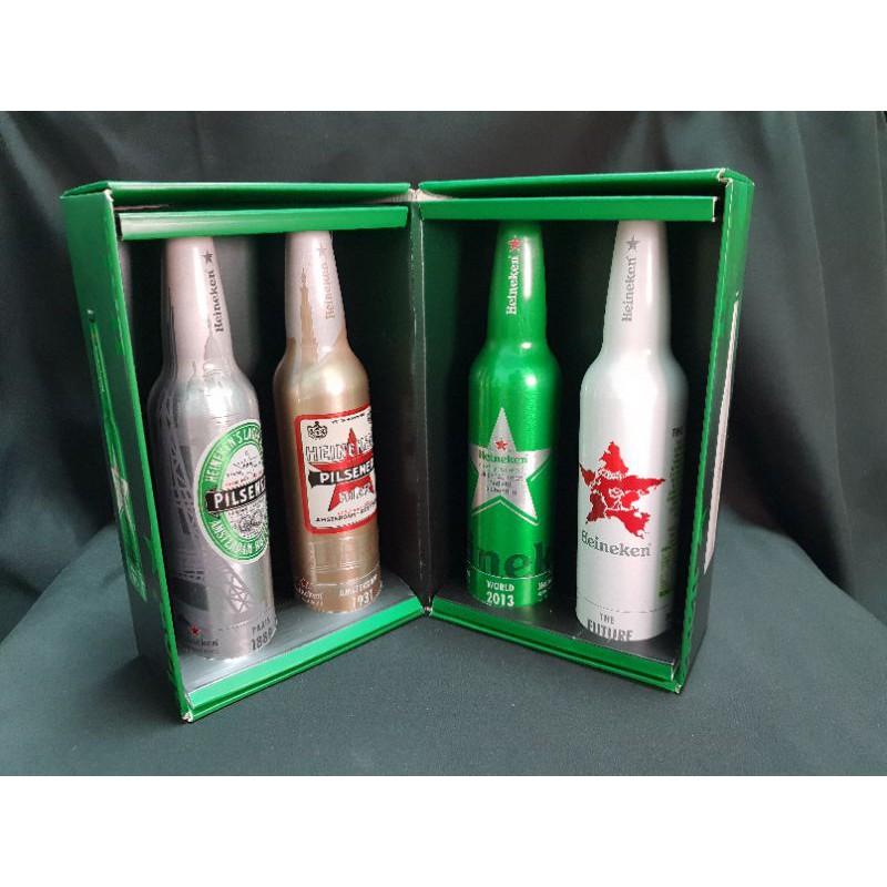 2013 Heineken® 海尼根紀念瓶(未開瓶)