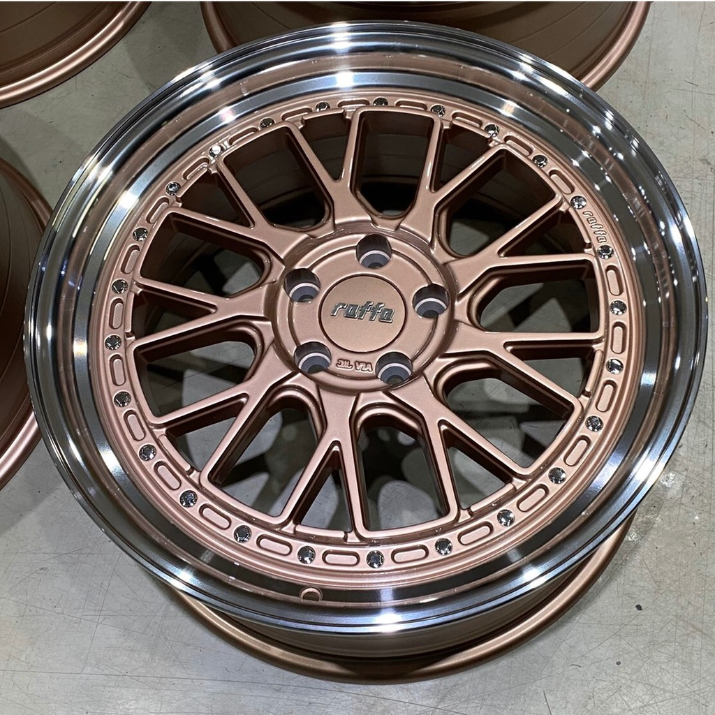 高雄人人 Raffa Wheels RS03 RS-03 19吋 鋁圈 5孔 112 114.3 120 規格顏色如說明