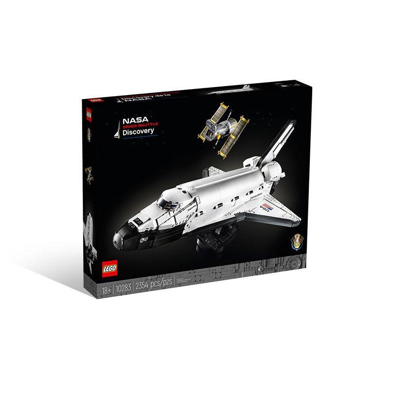 【官方正品 順豐發貨】樂高LEGO 10283發現號航天飛機 拼插積木
