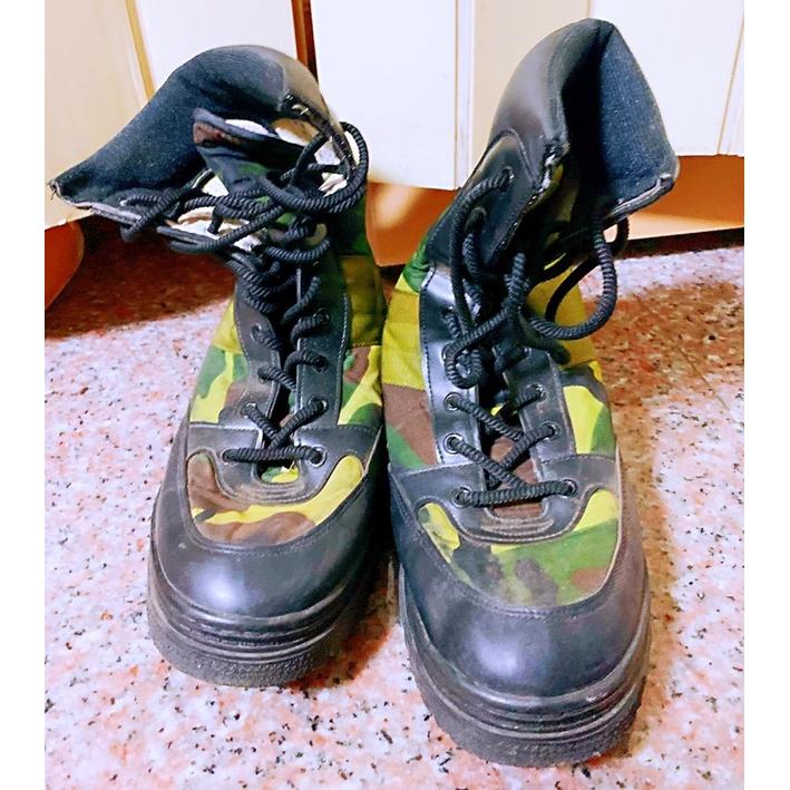 正版二手 陸軍 國軍 迷彩 軍靴 軍鞋 沒 替代役 蔡英文 馬英九 海軍陸戰隊 中華民國 民進黨 時代力量 奧運
