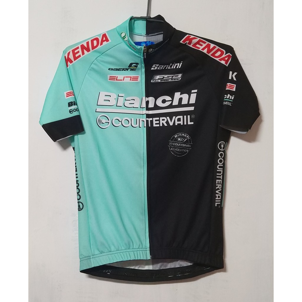 2019 Santini Bianchi Countervail 車衣