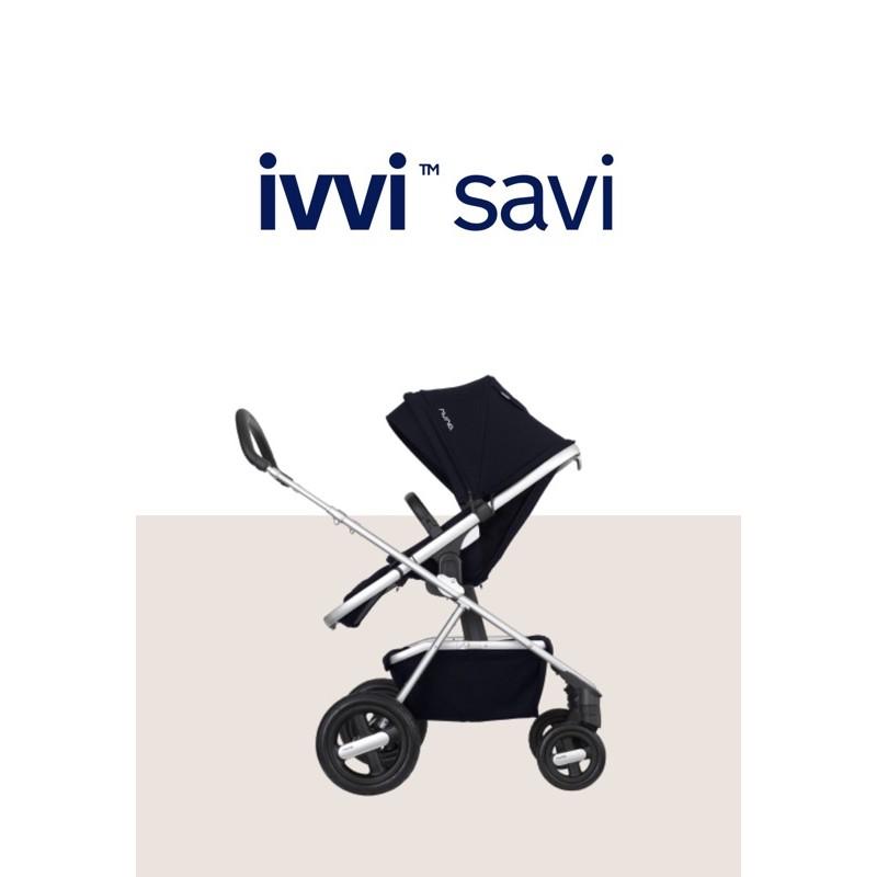 Nuna ivvi savi經典雙向推車