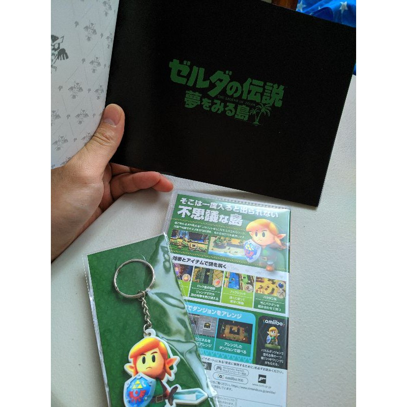 尚未售出Nintendo Switch《薩爾達傳說織夢島》