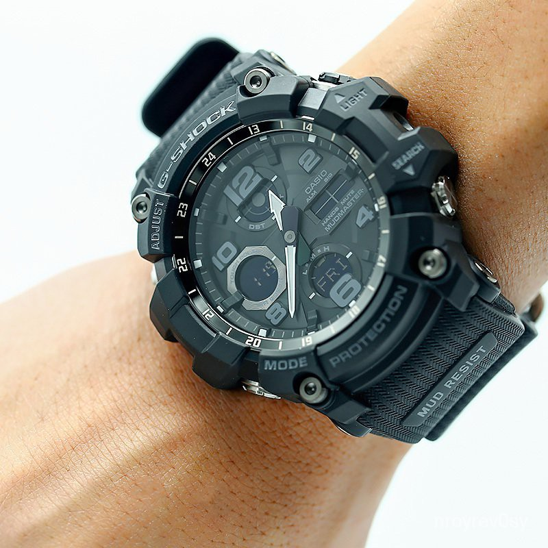 卡西歐CASIO手錶 G-SHOCK GWG-100/1000-1A/1A3/1A8 光能電波男錶