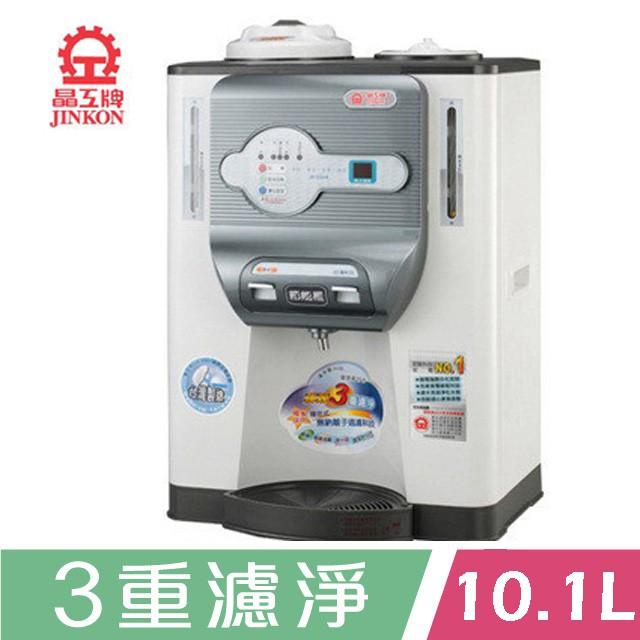 晶工牌微電腦溫熱開飲機 JD-5322B ** 免運費 **