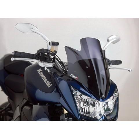 《小派》西班牙 PUIG Kawasaki Z1000 07-09年 二代目 風鏡 擋風鏡 淺墨色現貨