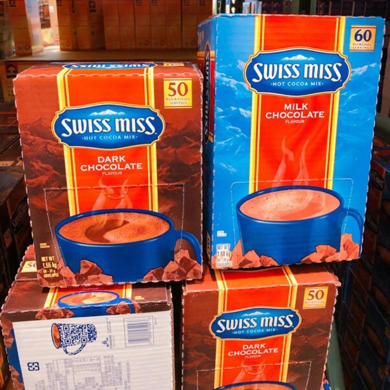 好市多香醇可可粉&即溶牛奶可可粉&香濃可可粉1.98公斤