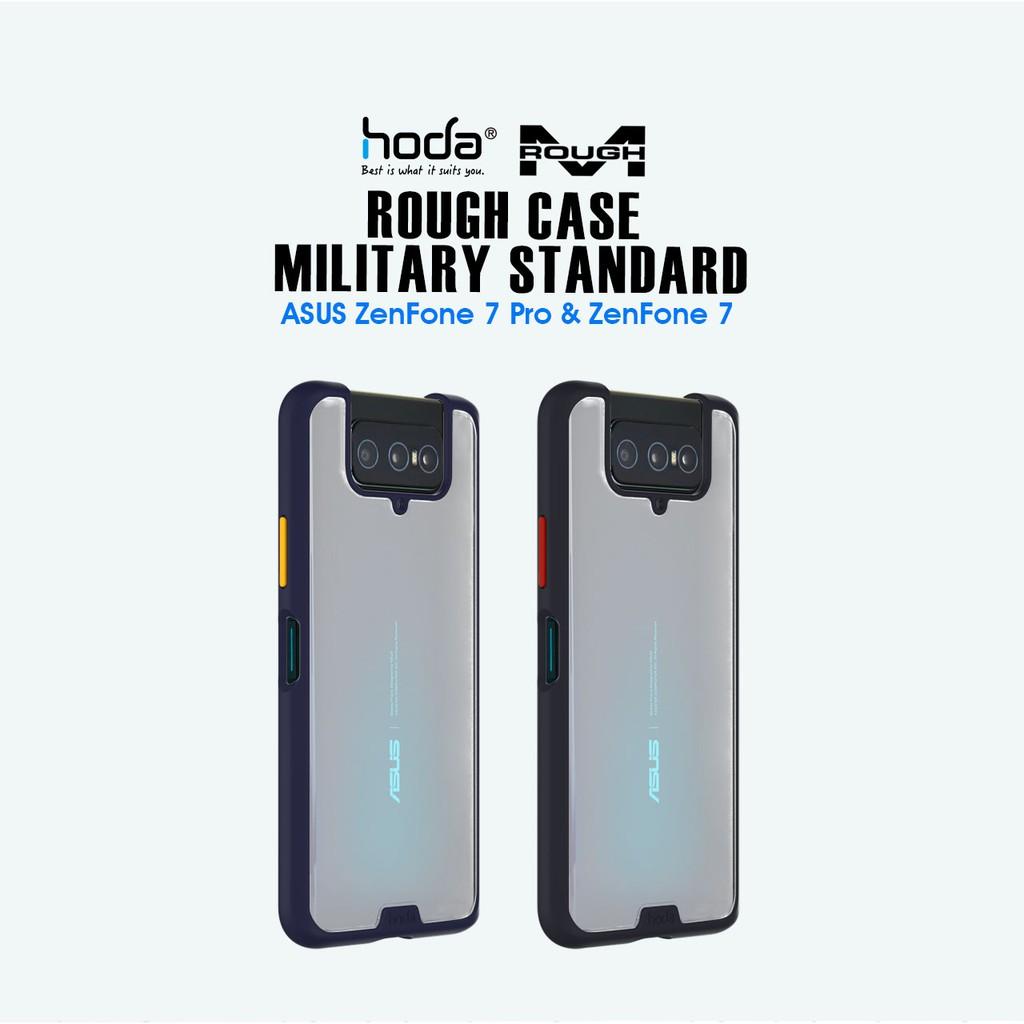 🔔關注領卷🎁 hoda「ASUS華碩 」ZenFone 6 / ZenFone 7/7 Pro 柔石軍規防摔保護殼
