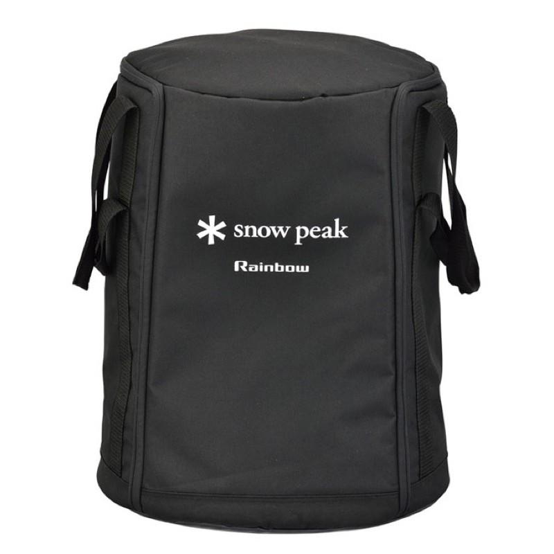 Snow Peak BG-101 彩虹暖爐攜行袋 下標前請詢問