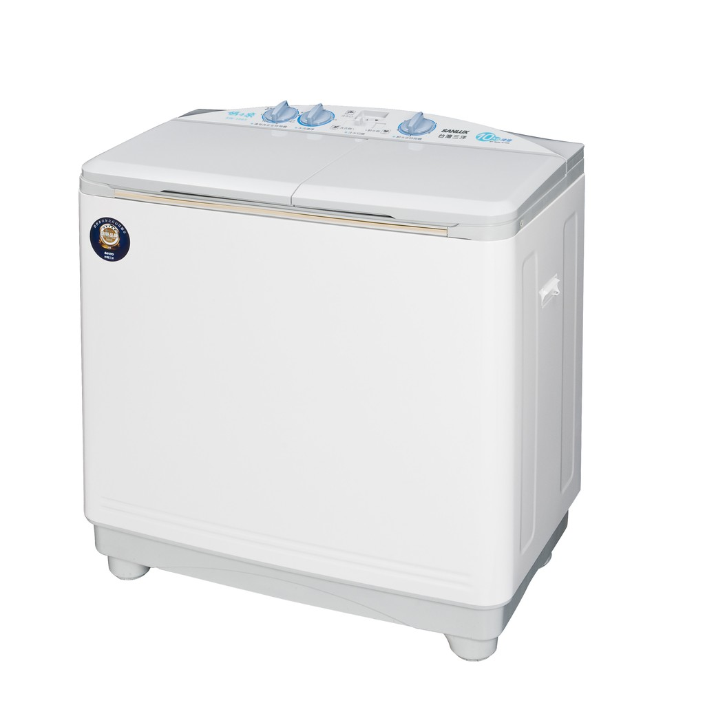 【SANLUX 三洋】10公斤 雙槽洗衣機 SW-1068