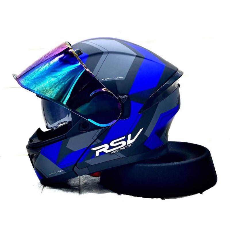☑️送電鍍片RSV 全罩式 可樂帽 兩輪帽安全帽 安全帽 特仕拉 TESL可掀式安全帽 彩繪安全帽 汽水帽 全罩式安全帽