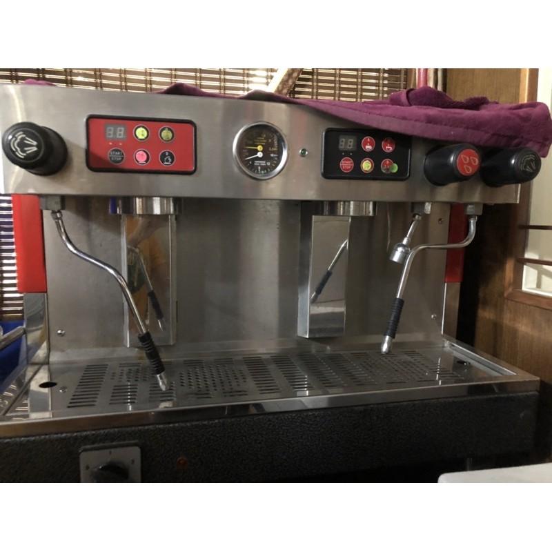 營業用~義式雙孔咖啡機~ 咖茶機/鮮茶機/鮮茶咖啡機/茶咖機/二手咖啡機