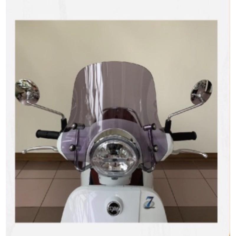 🔥DRACO跩哥精品🔥 SYM FIDDLE 125原廠風鏡組(台灣版VS歐陸版)
