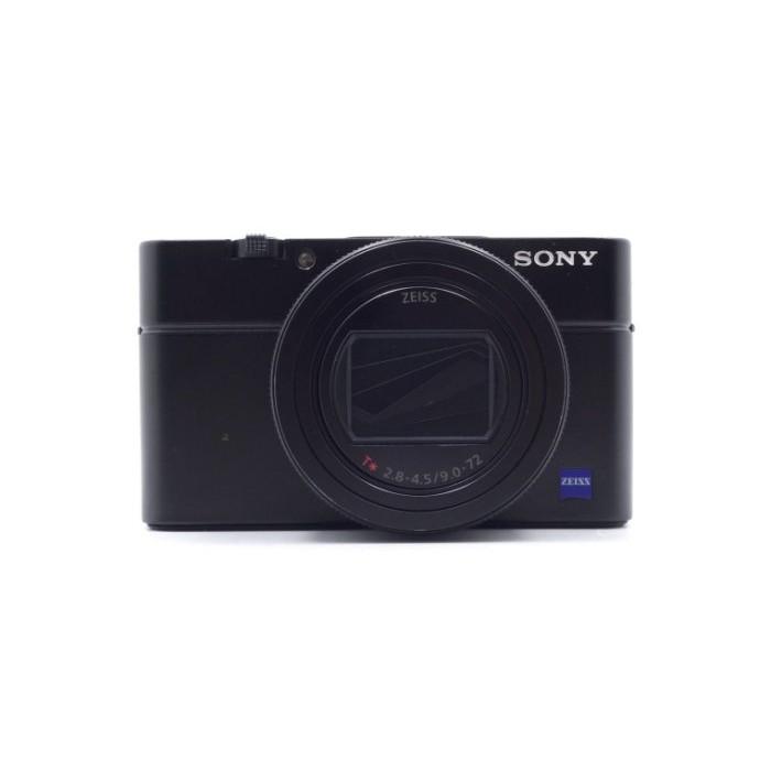 【莫比爾3C】Sony Cyber-shot DSC-RX100 VI RX100M6 二手 數位 相機 #59470