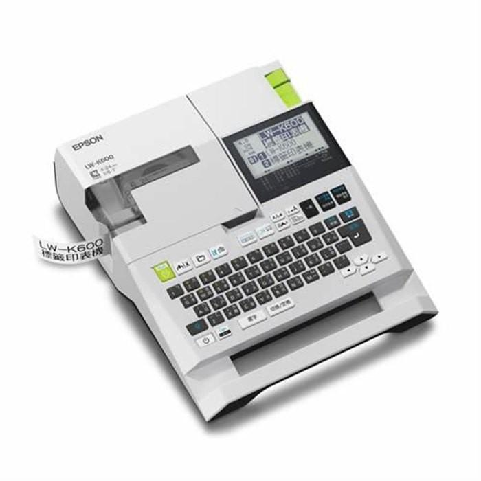 愛普生 EPSON LW-K600 手持式高速列印標籤機