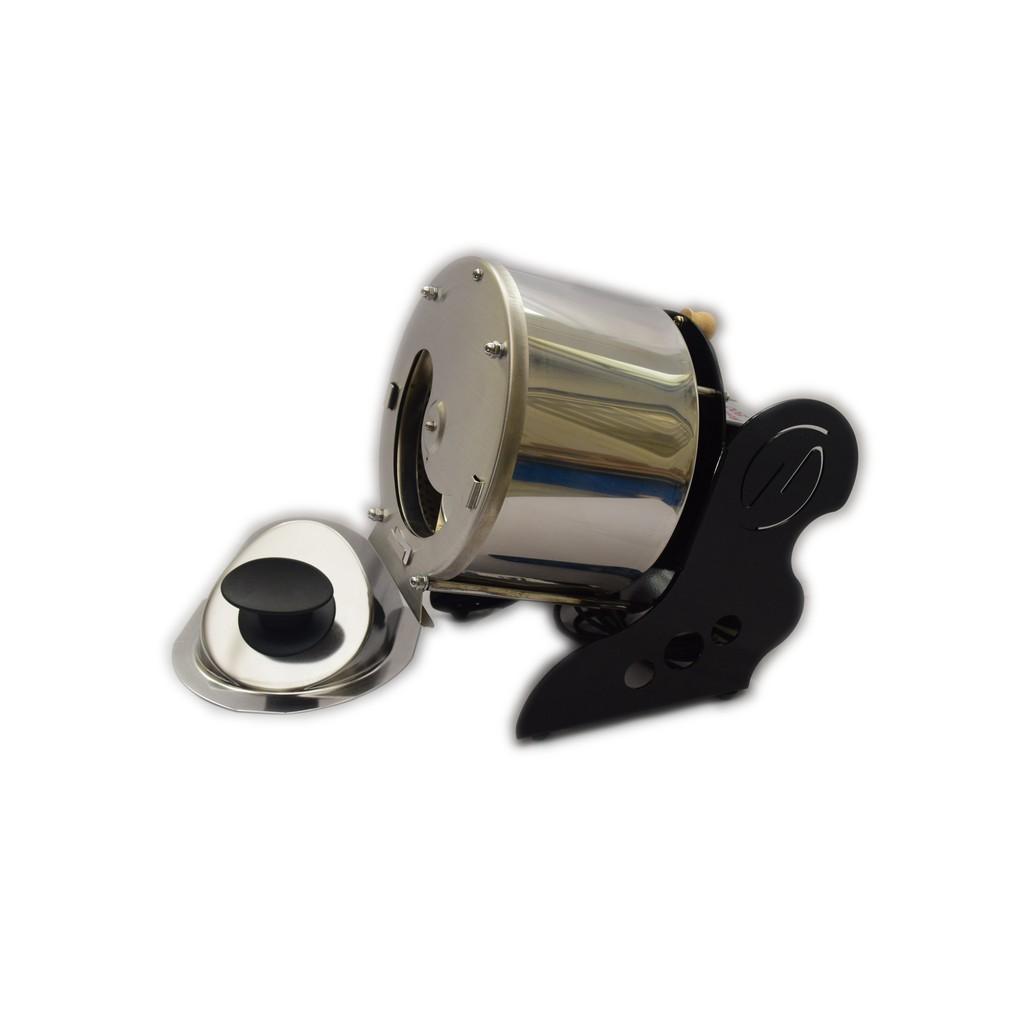(瓦斯不銹鋼款)RF200烘豆機 簡易瓦斯直火款咖啡烘焙機/黑咖啡/RF300/自家烘焙/手網/陶壺/掛耳包
