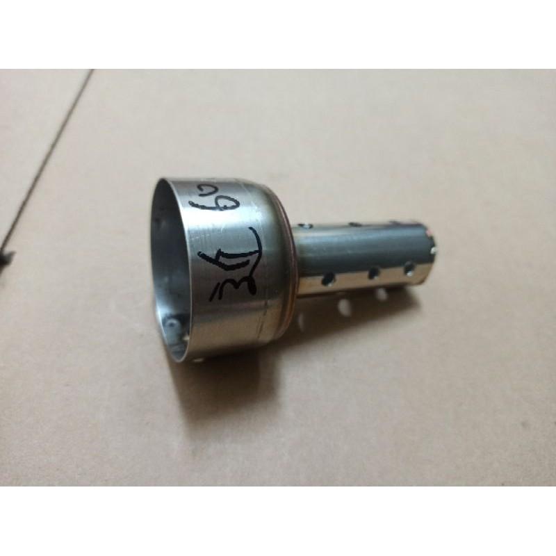 出清 60.5mm 消音器 消音塞 排氣管