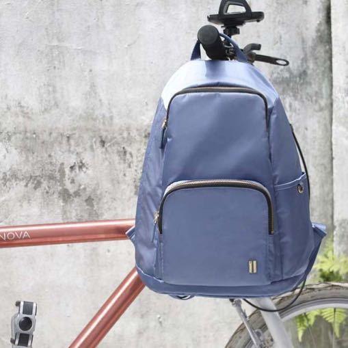 ☆SUMDEX☆人體工學設計 休閒後背包 網路最低價 樂遊遊 輕旅行 後背包 休閒 時尚 流行 簡約 764BU 藍色