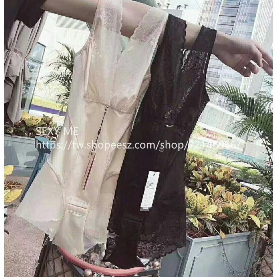 热卖[现货秒发]滿99-30美人計 塑身衣 束身衣 正品 產後瘦身衣 美體塑形減肚子  束腹束腰 .燃脂  無痕