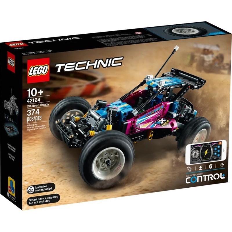 樂高 LEGO42124 Tech-越野車