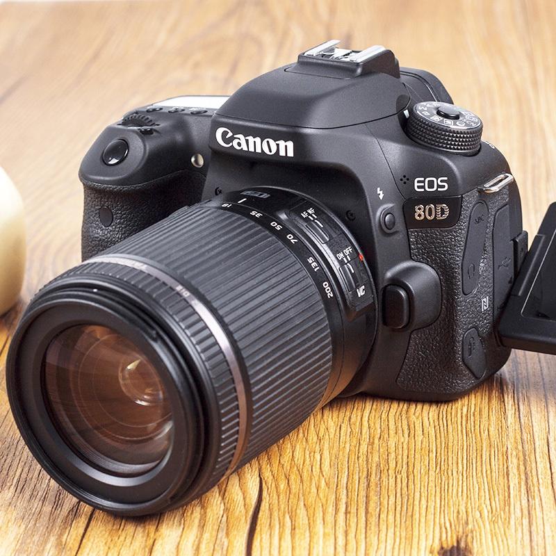 [12期免息]Canon/佳能二手單反相機90d 80d 70d 60d數碼攝影vlog 相機美拍