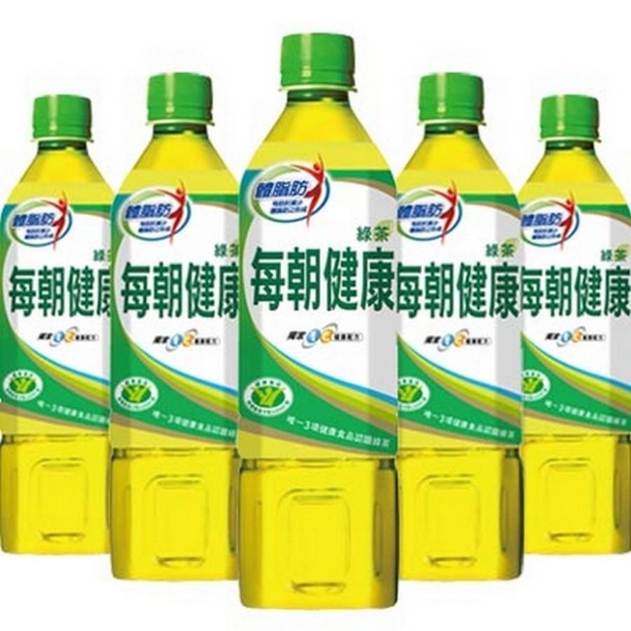 每朝健康綠茶系列650mlX24入/箱