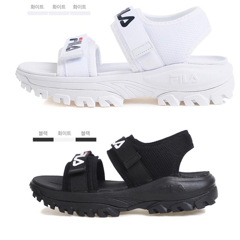 🇰🇷✈️韓國代購正品《現貨+預購》Fila 菲樂  RAY TRACER 魔鬼氈 凉鞋 拖鞋