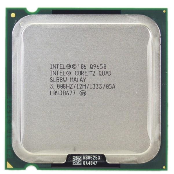 Intel Core 2 Quad Q9650 Processor 3.0GHz 12MB Cache FSB 1333