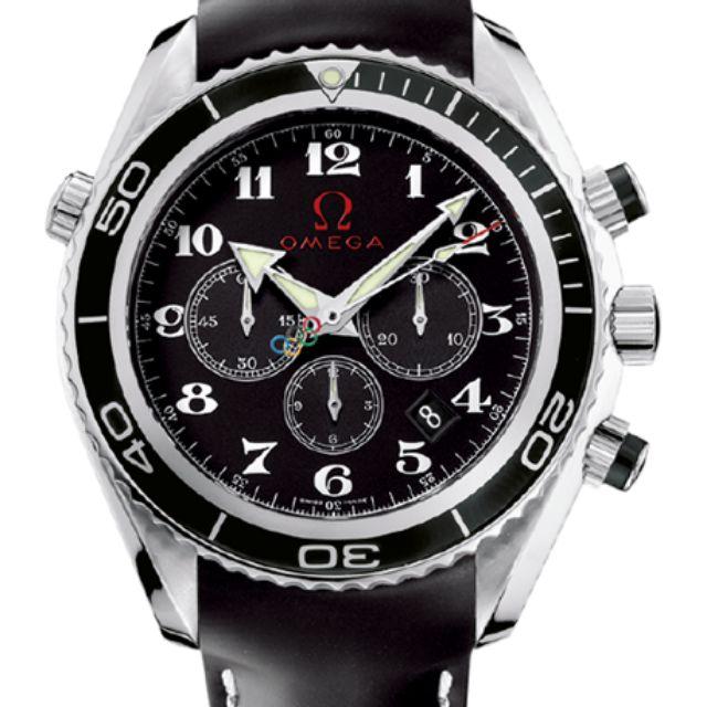 OMEGA歐米茄海馬Planet ocean奧運系列腕錶