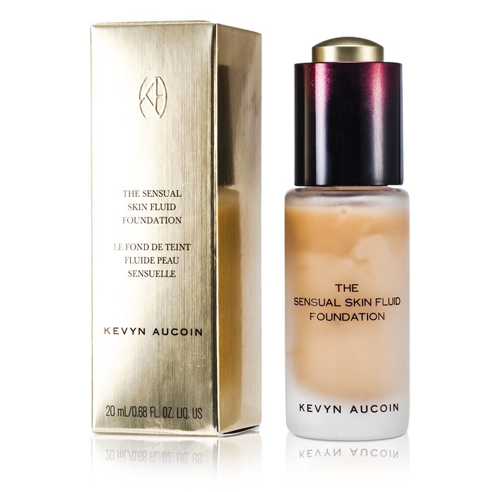 KEVYN AUCOIN - 輕柔抗衰老粉底液 The Sensual Skin Fluid Foundation