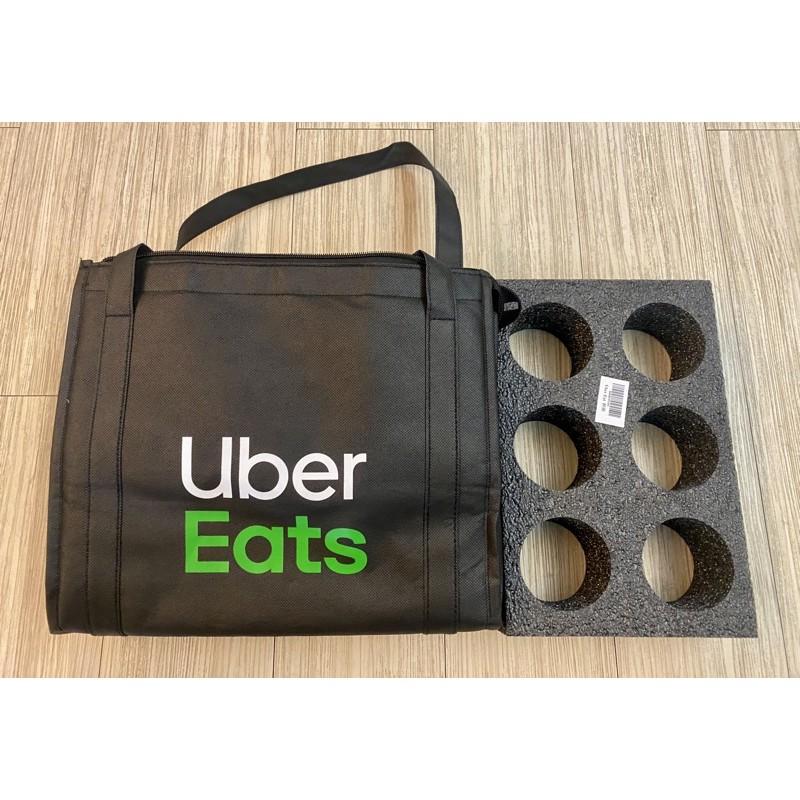 UBER EATS 官方保溫袋 新手袋 150趟包 保溫提袋 手提袋