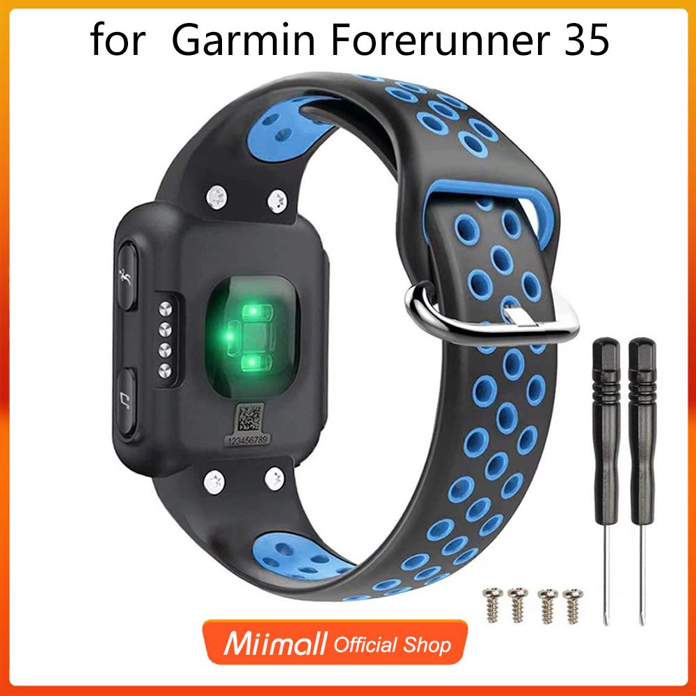 Miimall矽膠錶帶Garmin Forerunner 35,Garmin Forerunner 35 SmartWa