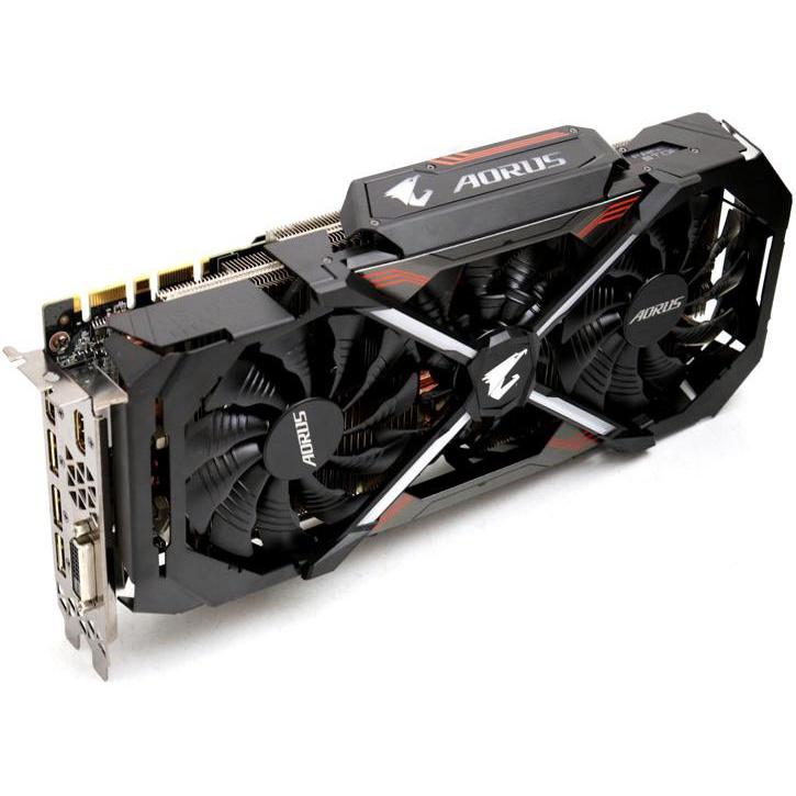 【Miss Bit】技嘉 AORUS GeForce GTX 1080 Ti Xtreme Edition 11G顯示卡