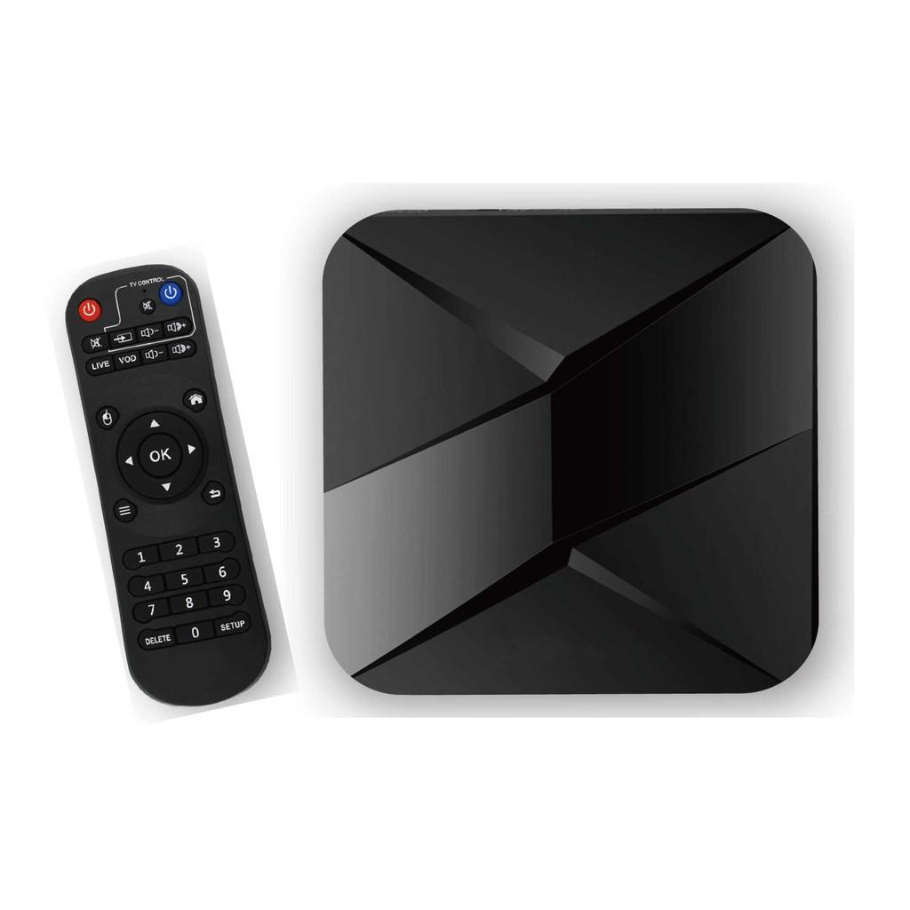 彩虹盒子 4K 電視盒  保固1年 電視盒  機上盒  電影電視