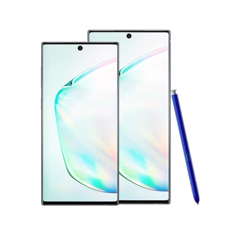 全新未拆 Samsung Galaxy三星 Note10+ 5G 12G/512G 超久保固18個月 贈:藍牙運動手環