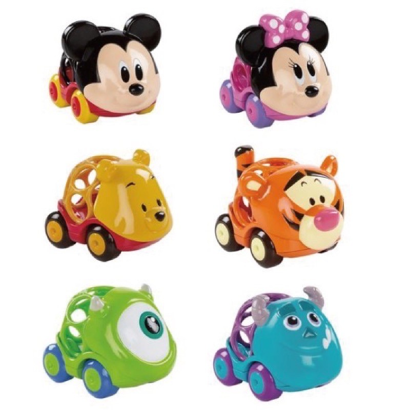 【現貨商品】 全新 Costco購入 Kids II Oball Disney 洞動小車