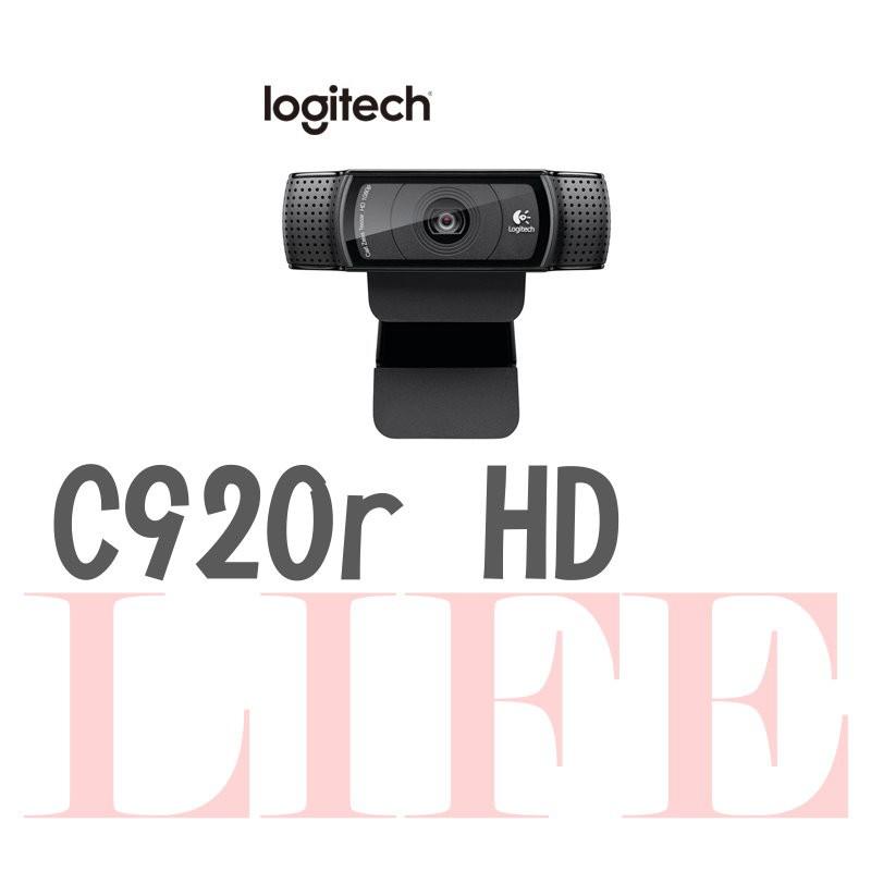 羅技 C920r HD Pro 視訊攝影機