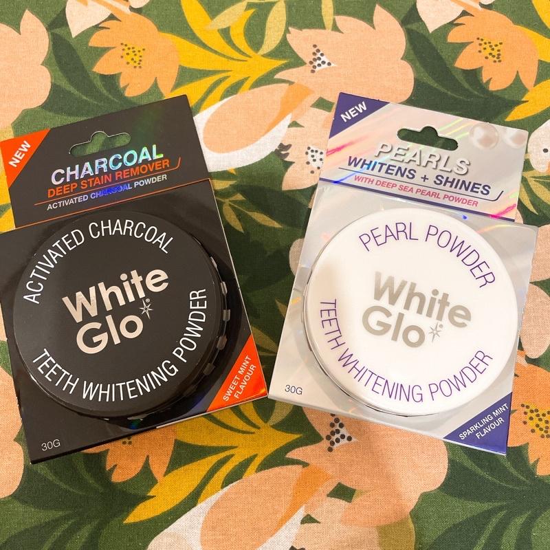 [現貨]🌸澳洲代購🌸澳洲White Glo 潔牙粉 30g