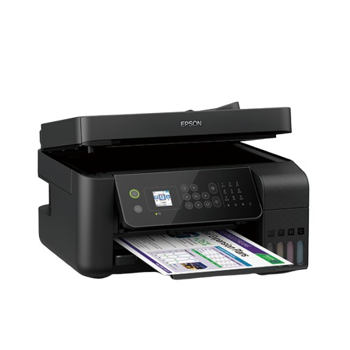 EPSON L5190 傳真多功能印表機 《原廠連續供墨》