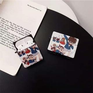 創意卡通airpods保護套名偵探柯南airpods pro保護套男女個性日系卡通殼適用蘋果耳機1/ 2/ 3代