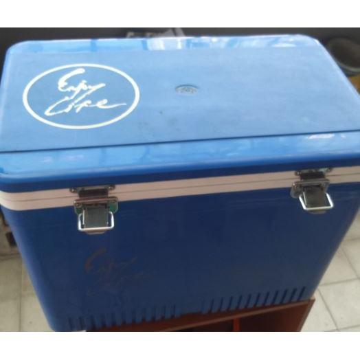可議價 現貨  二手 60L 保冰箱 保冷箱 保冰桶 保冷桶 行動冰箱 攜帶式保冰桶 攜帶式保冷箱  保鮮箱 冰桶 冰箱