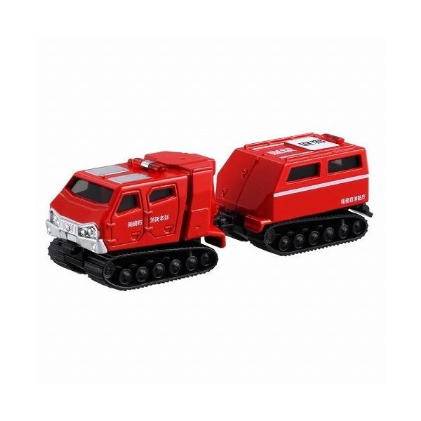 TOMICA超長型小汽車 NO.121全地形對應車輛_TM121A2