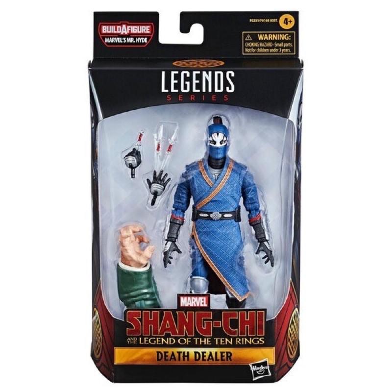 ¥賈德商行¥ Marvel legends 全新 6吋 漫威 尚氣 Death Dealer 死亡商人