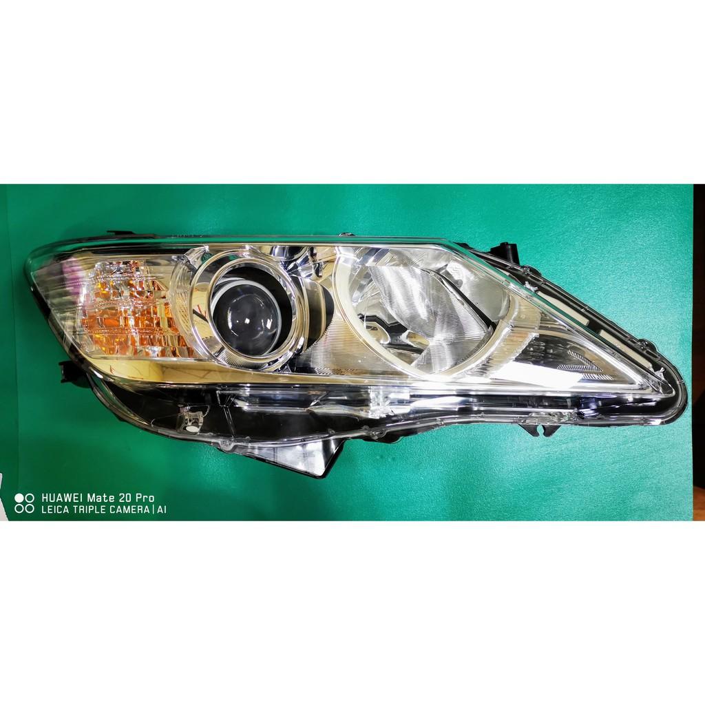 原廠 TOYOTA CAMRY 09-11 (HID) 右大燈 車燈 燈座 燈殼 燈罩