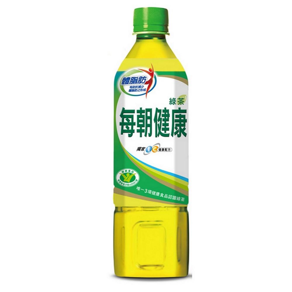 每朝綠茶  綠茶  650mlX24入/箱  免運
