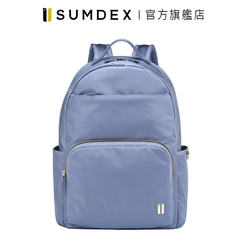 Sumdex|經典輕商務後背包 NON-783BU 藍色 官方旗艦店