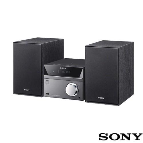 SONY DVD/CD組合式家庭音響 CMT-SBT40D(公司貨-免運費)