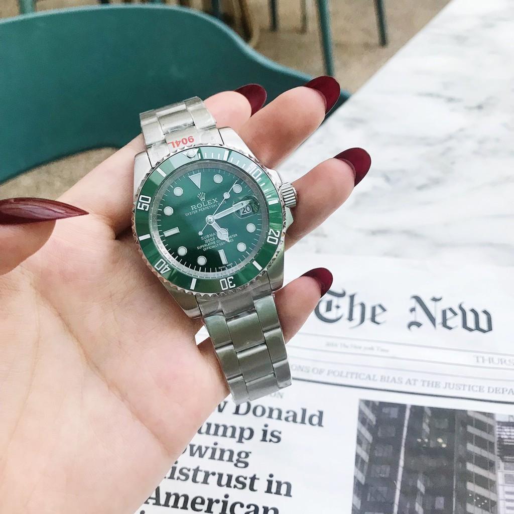 Rolex-勞力士 3針水鬼潛水系列 陶瓷圈男錶 經典綠水鬼 黑水鬼 商務 時尚男錶 精鋼自動機械錶 高端男士腕錶