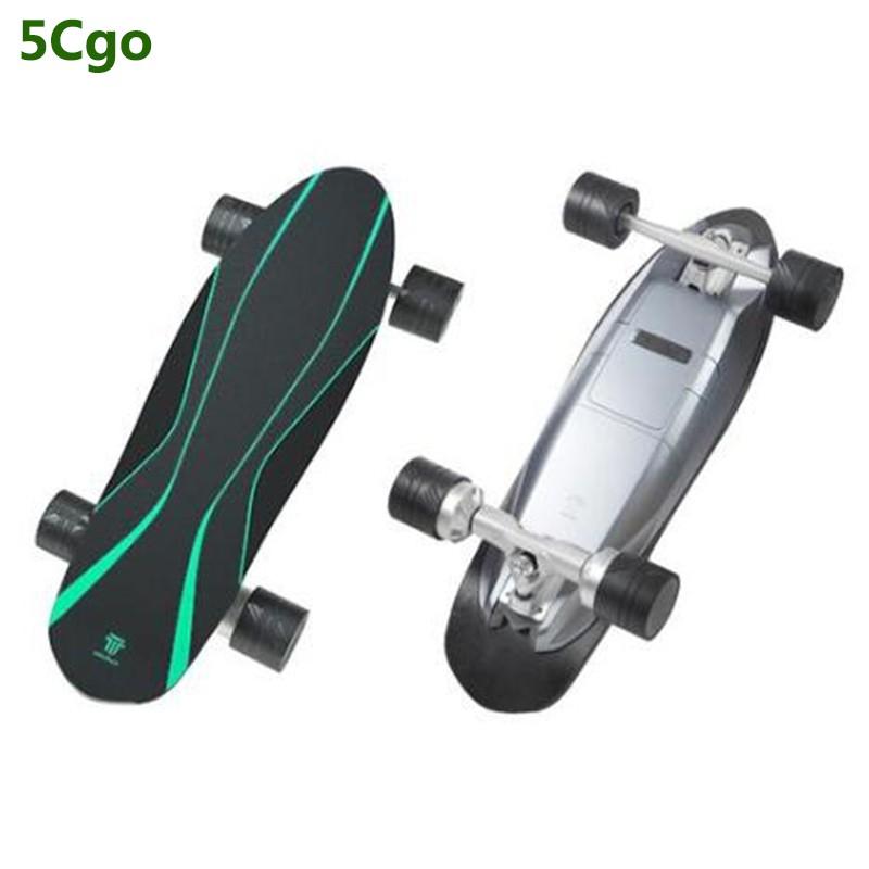 5Cgo【批發】美國AI體感電動滑板四輪柯南平衡車成年代步遙控初學SPECTRA X t598868316427